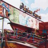 Doncaster St Leger Fair, 2002.