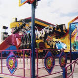 Doncaster St Leger Fair, 2002.