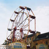 Chipping Norton Fair, 2002.