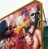 Sutton in Ashfield Fair, 2002.