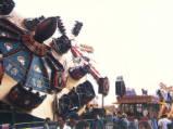 Newcastle Town Moor Fair, 2001.