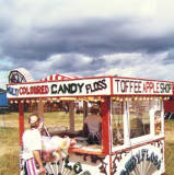Newcastle Town Moor Fair, 2001.