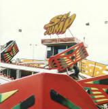 Rhyl Amusement Park, 2001.