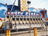 Skegness Pleasure Beach Amusement Park, 2001.