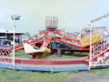 Wanstead Flats London Fair, 1985.