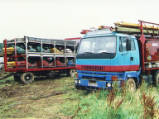 Ballybofey Fair, 2001.