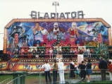 Bundoran Amusement Park, 2001.