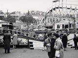 Battersea Amusement Park, 1960.