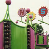 Timoleague Fair, 2001.