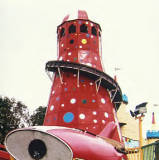 Bettystown Amusement Park, 2001.
