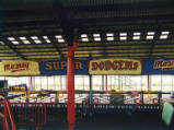 Mosney derelict Amusement Park, 2001.