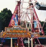 Glossop Fair, 2001.