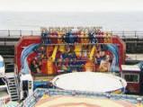 Scarborough West Pier Amusement Park, 2001.