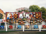 Nottingham Goose Fair, 2001.