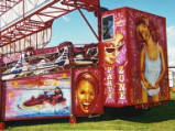 Doncaster St Leger Fair, 2001.