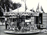 Northampton Abington Park Fair, 1960.
