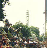 Oxford St Giles Fair, 2001.
