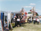Cambridge Midsummer Fair, 1995.