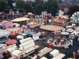 Nottingham Goose Fair, 1999.