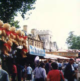 Oxford St Giles Fair, 1999.