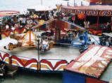 Bridlington Amusement Park, 2000.