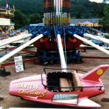 Symonds Yat Amusement Park, 2000.