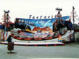 Porthcawl Amusement Park, 2000.