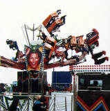Doncaster St Leger Fair, 2000.