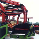 Nottingham Goose Fair, 2000.