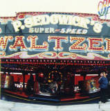 Blackpool South Pier, 2000.