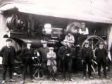 Barrow-in-Furness Fair, circa 1915.