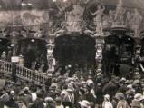Barnstaple Fair, circa 1921.
