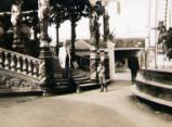 Skegness North Parade, circa 1944.
