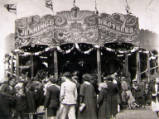 Wanstead Flats Fair, circa 1937.