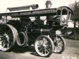 Cleckheaton Fair, circa 1936.