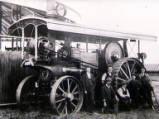 J. White's fairground engine Fair, circa 1920.