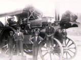 Glasgow Fair, circa 1906.