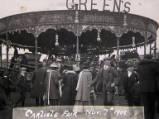 Carlisle Fair, circa 1908.