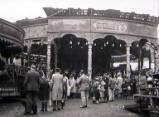 Hampstead Heath Fair, circa 1939.