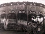 Hampstead Heath Fair, circa 1930.