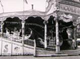 Hampton Court Fair, circa 1950.