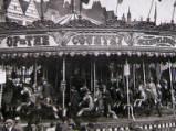 Nottingham Goose Fair, circa 1925.