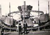Bridgwater St. Matthews Fair, circa 1950.
