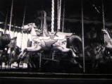 Skegness amusement park, circa 1958.