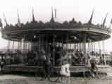 Mitcham Fair, circa 1959.