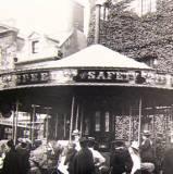 Oxford St Giles Fair, circa 1897.