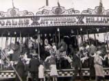 Newcastle Town Moor Fair, circa 1936.