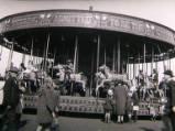 Newcastle Town Moor Fair, circa 1912.