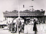 Barry Island Amusement Park, circa 1937.
