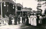 Barnstaple Fair, circa 1907.